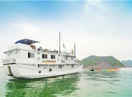 Alova Gold Cruises Halong